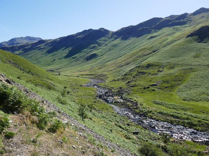 Scafell Pike From Eskdale - via Pen