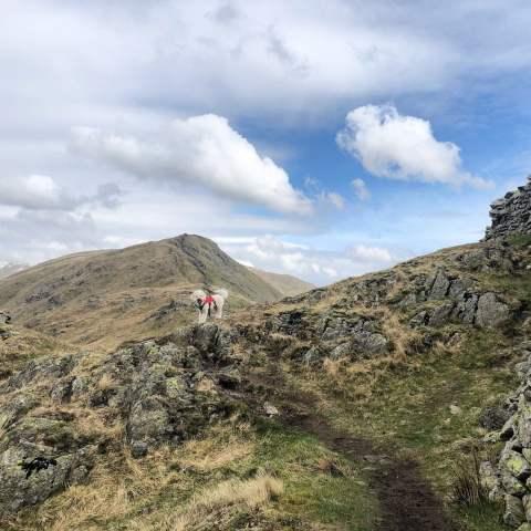 Classic Lake District Walks - The Fairfield Horseshoe