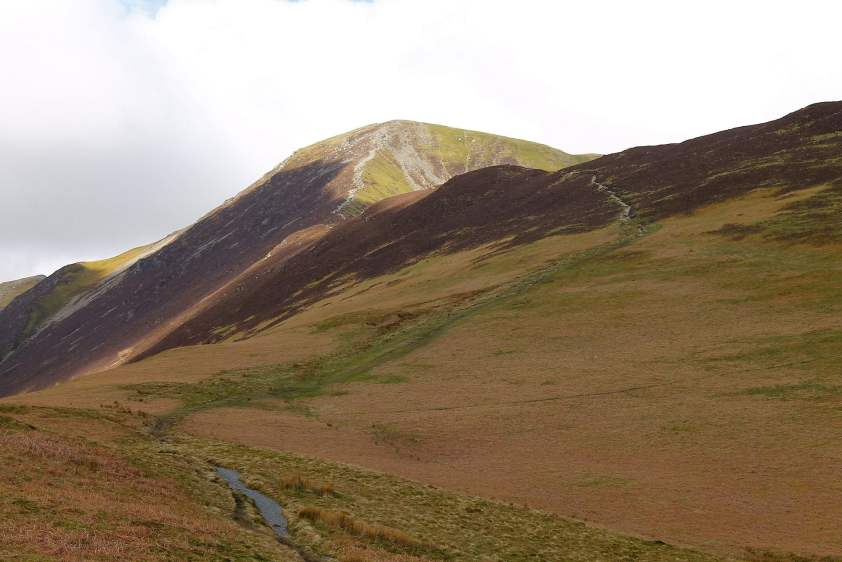 Classic Lake District Walks - The Coledale Round