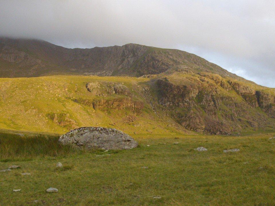 Snowdon via Cwm Clogwyn