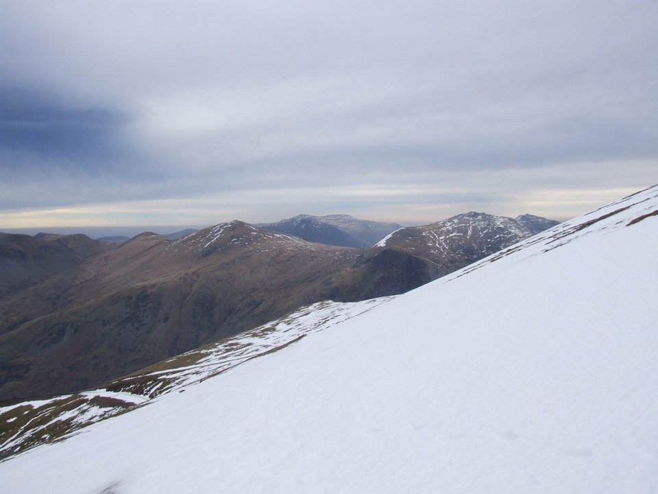 Killer Convex on The Llanberis Path up Snowdon