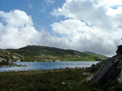 walks in snowdonia - Llyn Edno Moelwynion