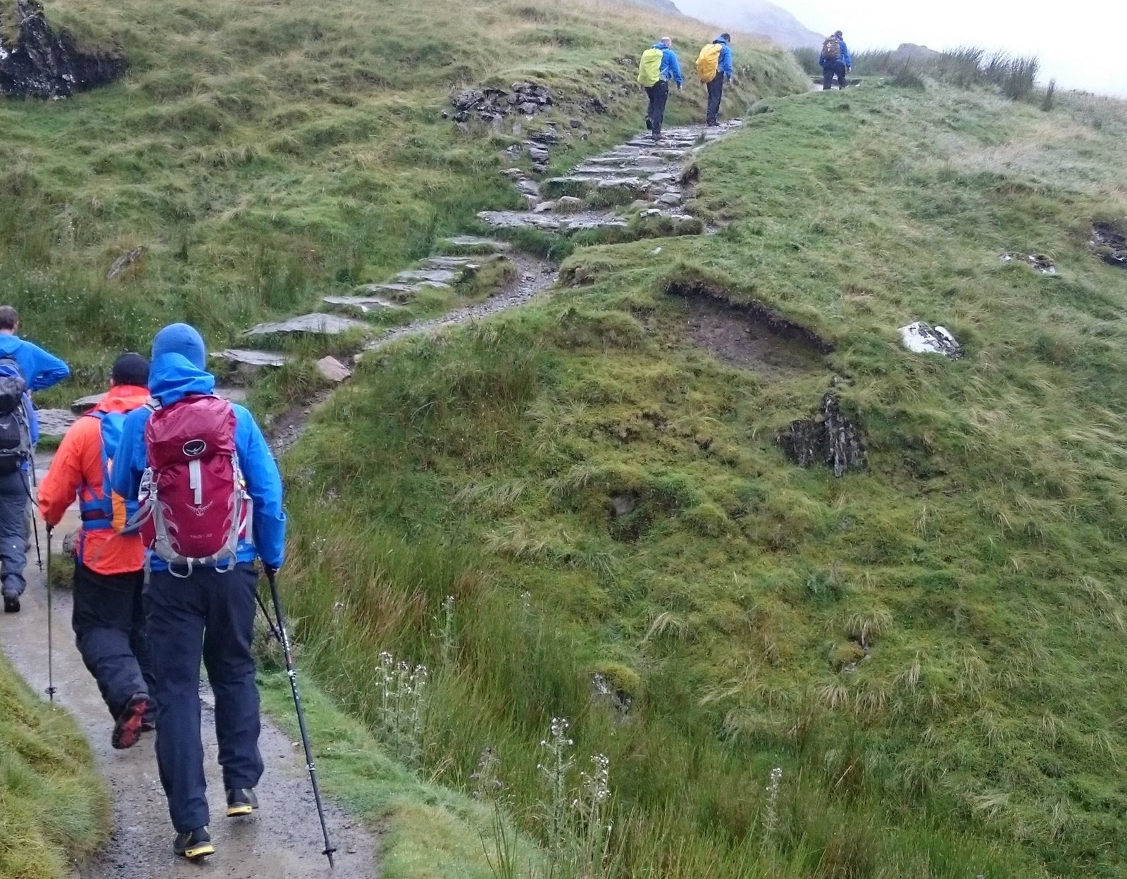 How Long To Climb Snowdon >> Paths Up Snowdon In Order Of Difficulty Hints And Tips For