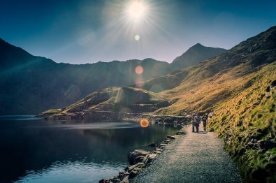 Get Out with the Kids and Walk up Snowdon