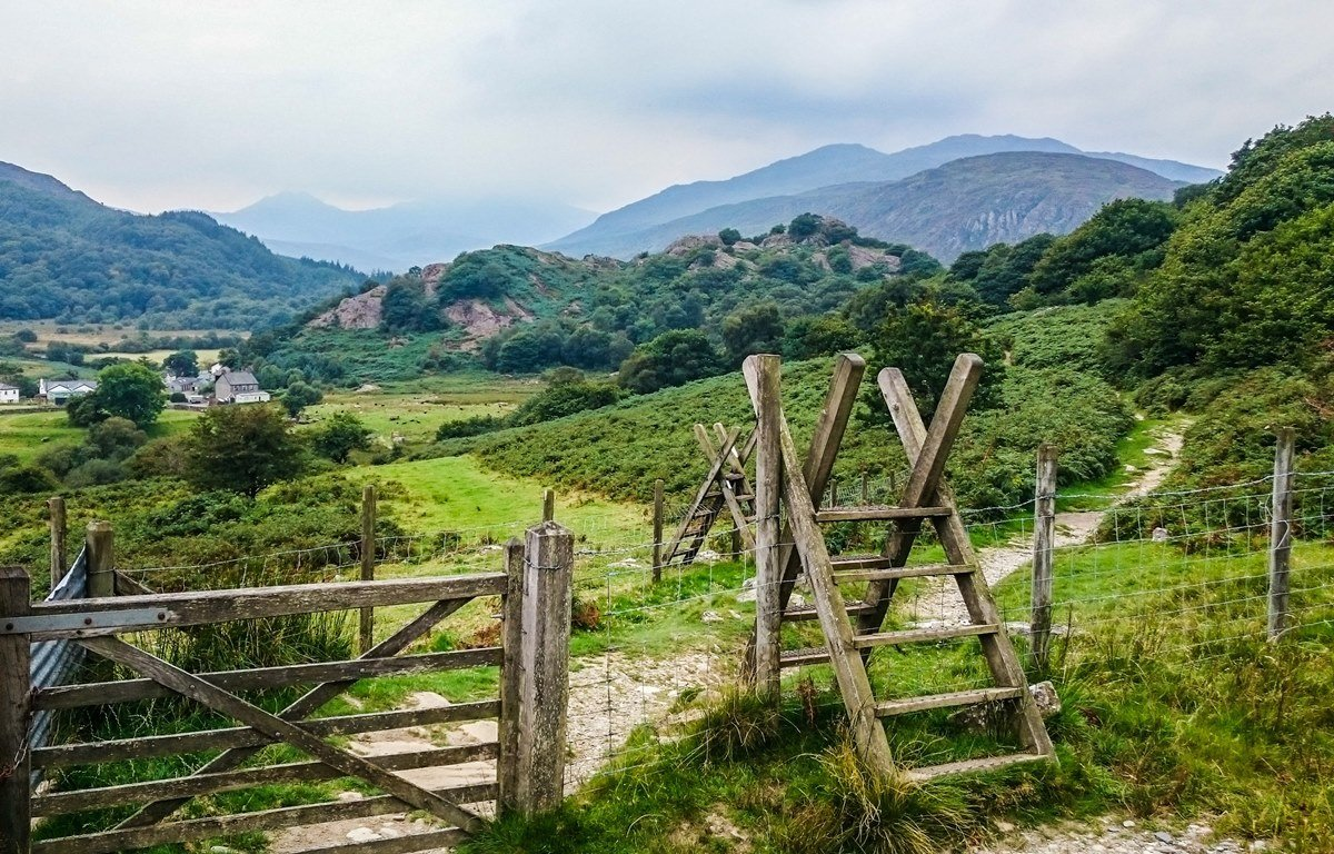 Easy Family Walks in Snowdonia - Capel Curig