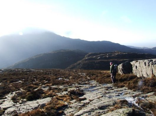 Walking in South Snowdonia - Rhinogydd