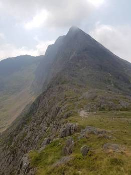 The Alternative or South Snowdon Horseshoe