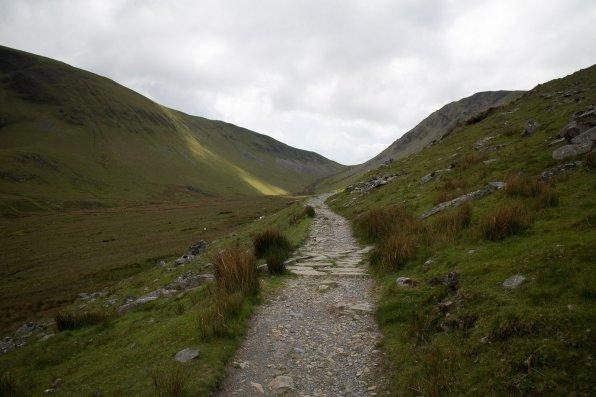 Clogwyn y Gwin Path and Maesgwm (122 of 135)