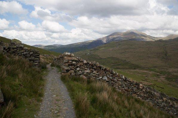 Clogwyn y Gwin Path and Maesgwm (123 of 135)