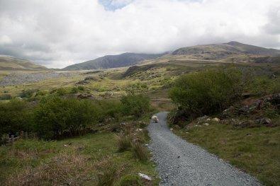 Clogwyn y Gwin Path and Maesgwm (54 of 135)
