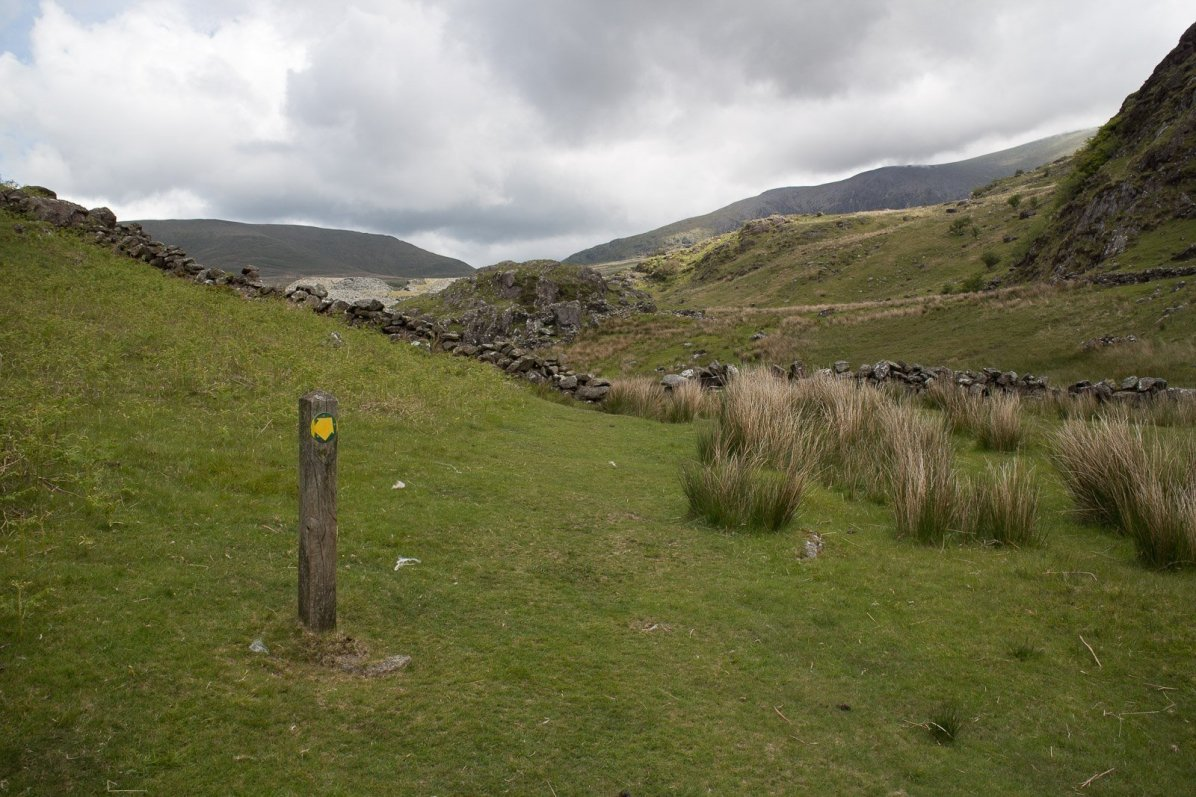 Clogwyn y Gwin Path and Maesgwm (67 of 135)