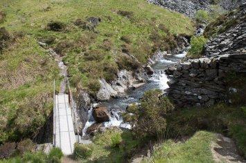 Clogwyn y Gwin Path and Maesgwm (94 of 135)