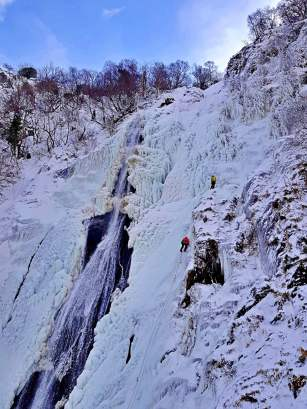 Aber Fall Frozen Over