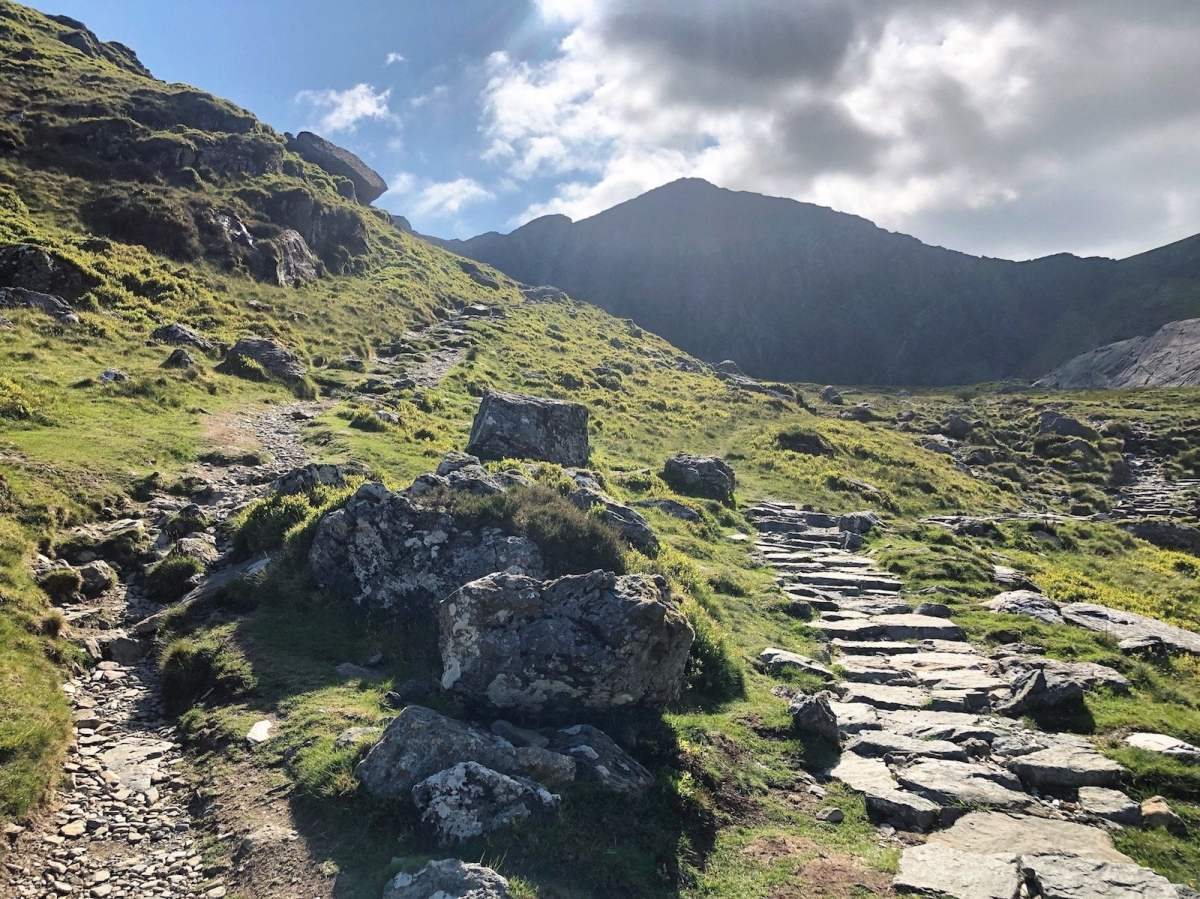 Classic Walks in Snowdonia – Cader Idris from Minffordd