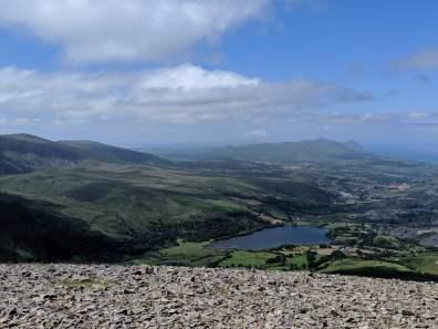 Classic Walks in Snowdonia - Mynydd Mawr from Fron