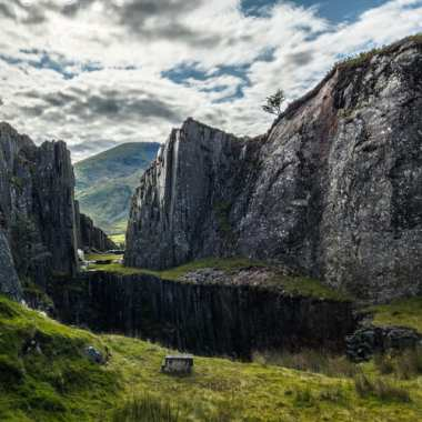 Snowdon Guided Hiking from Rhyd Ddu - square