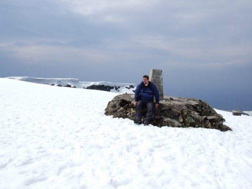 Winter National 3 Peaks