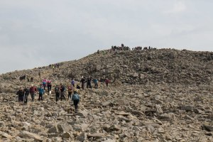 Scafell Pike National 3 Peak Route