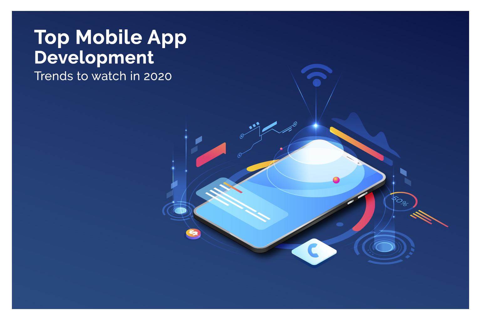Top Mobile App Development Trends Ready to Hit 2020