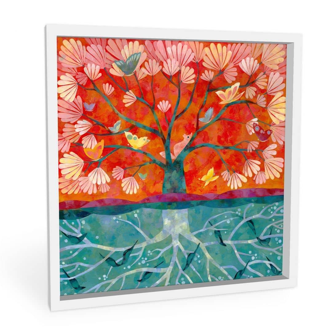 Wandbild - Aurélie Blanz - Baum des Lebens wall-art