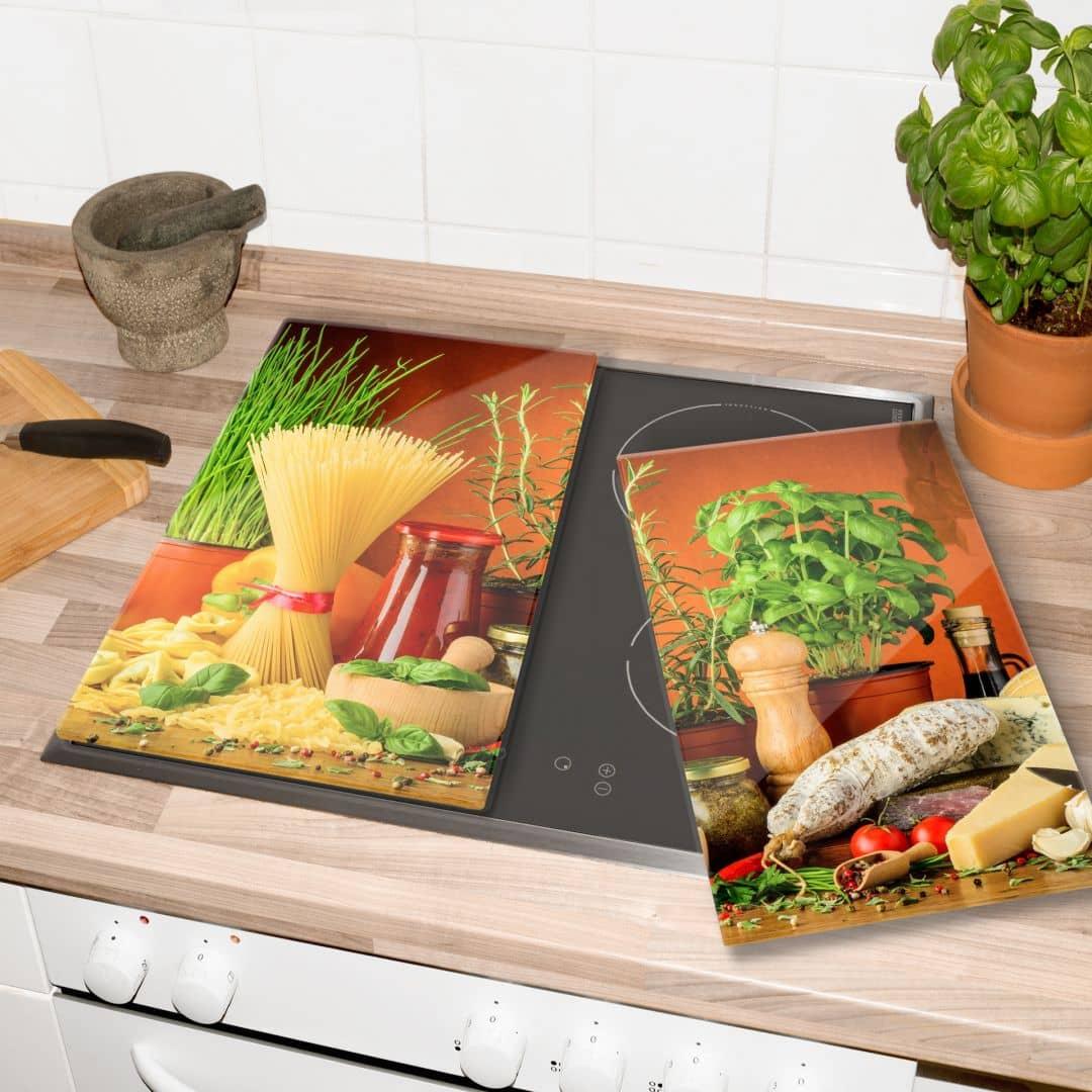Piastre coprifornelli  Cucina Italiana