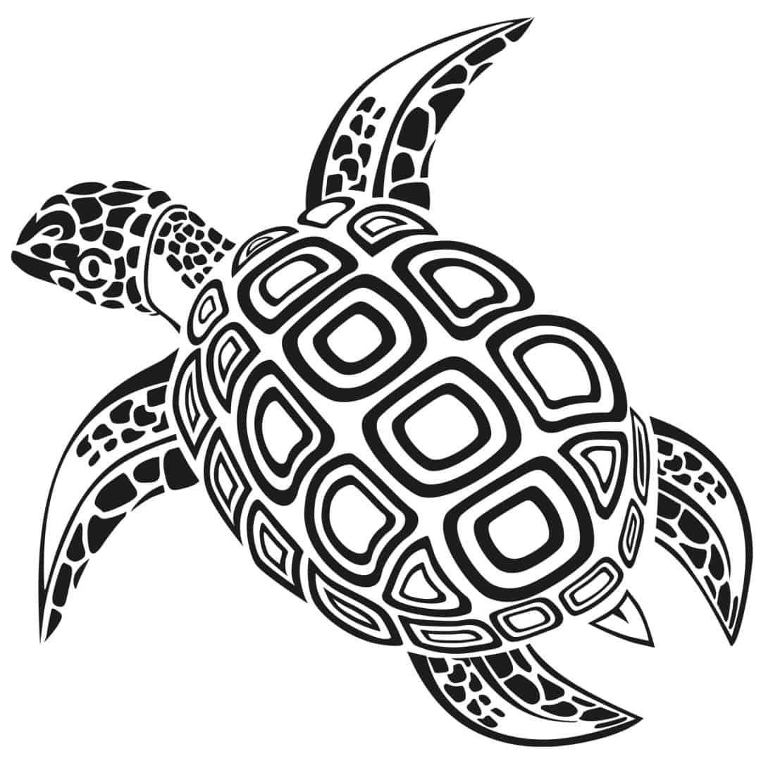 Turtle Wall Sticker