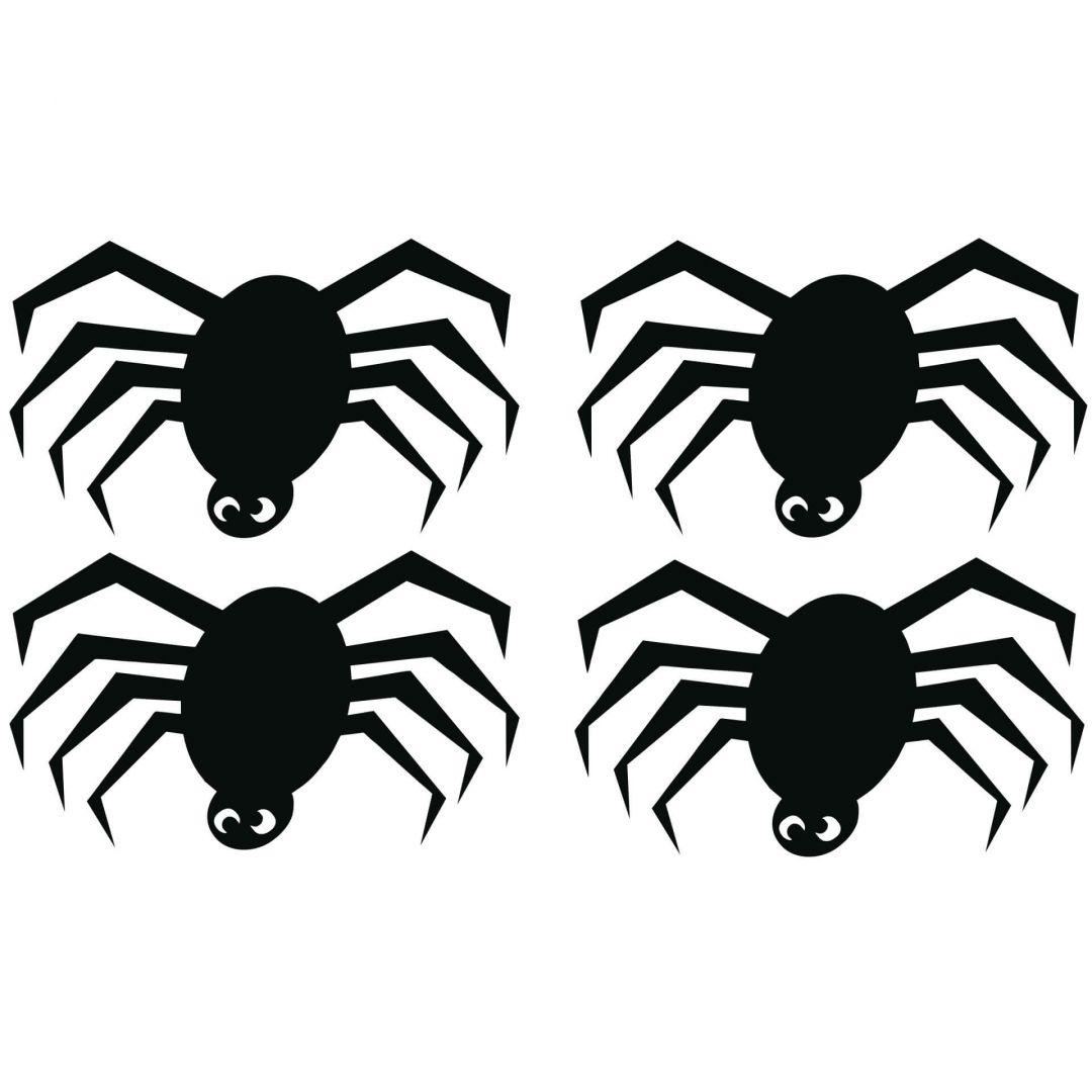 Spider Set Wall Sticker