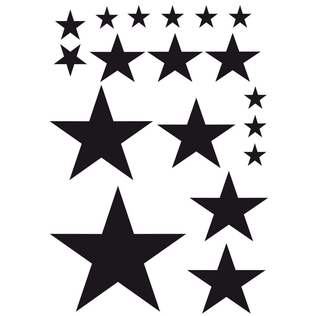 Stars Wall Sticker