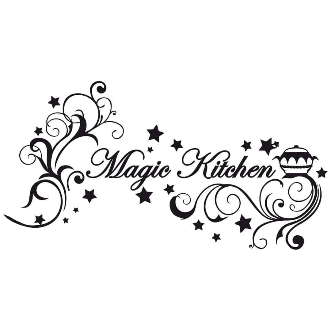 Magic Kitchen Wall Sticker