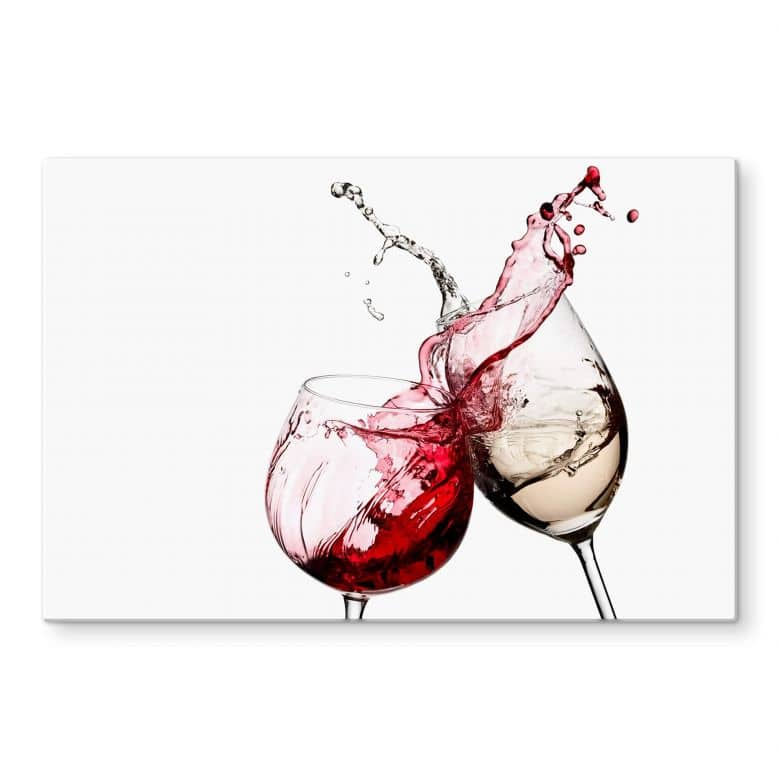 credence verres de vin