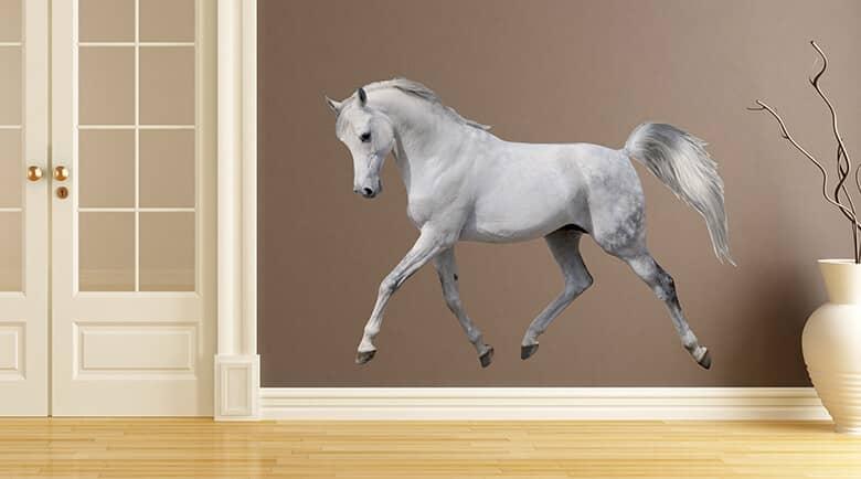 Wandtattoo Pferde  Wandtattoo Pony  Wandtattoo  WallArt Wandtattoos bestellen  DekoIdee