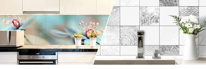 Decorazione per piastrelle  mosaico di vetro