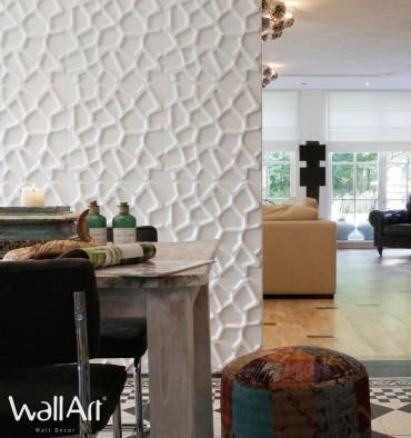 panneau mural 3d gaps wallart 3m