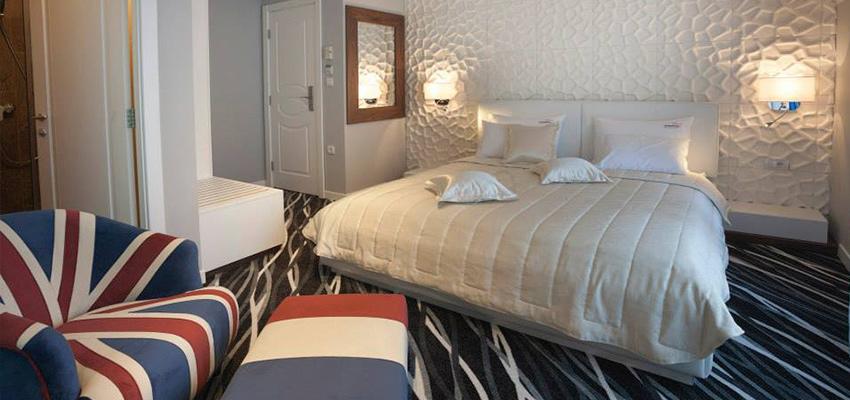 Hotel Avec Chambre Jacuzzi Dans Le 62