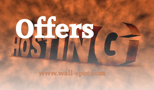 Web Hosting Promo