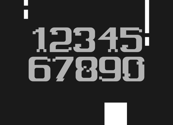 PX Slide numeric