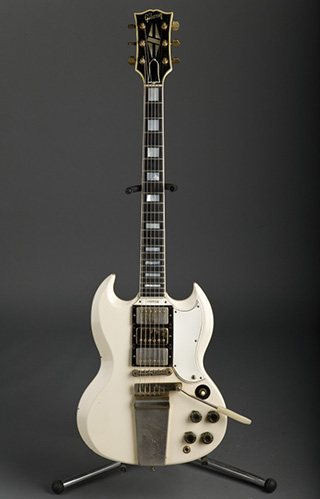 Keith Richard's Gibson guitar