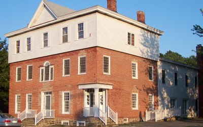 Historic Renovation of 1811 Inn (Chatham, NY)