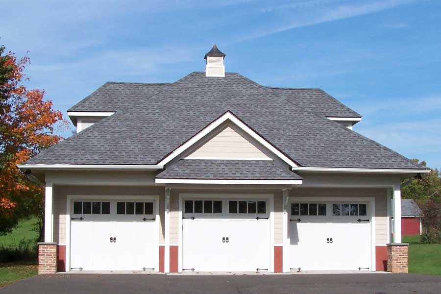 garage - front