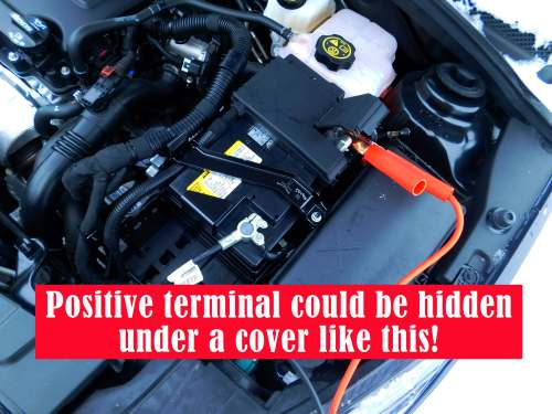 small resolution of jump start a car
