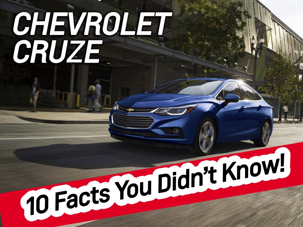 medium resolution of 2017 chevrolet cruze 10 facts you didn t know