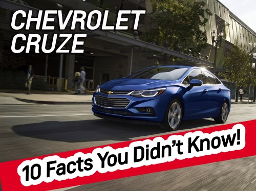 small resolution of 2017 chevrolet cruze 10 facts you didn t know