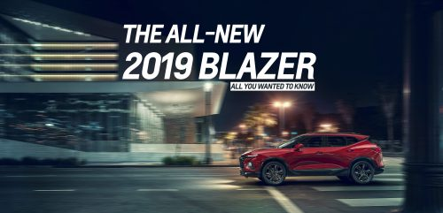small resolution of 2019 chevy blazer all you wanted to know