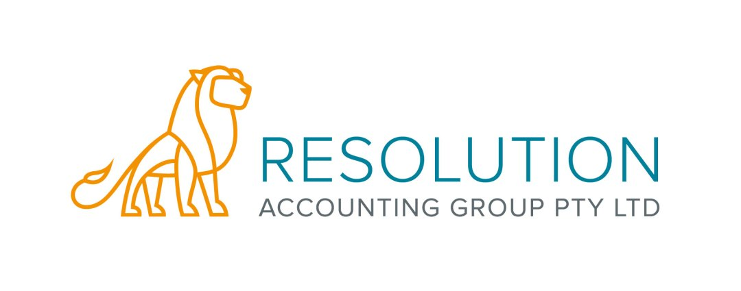 Resolution Accounting Group Name Creation and Logo Design - Business Startup