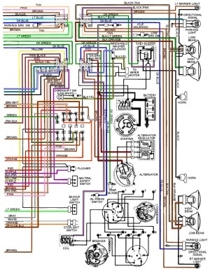 Wallace Racing  Wiring Diagrams