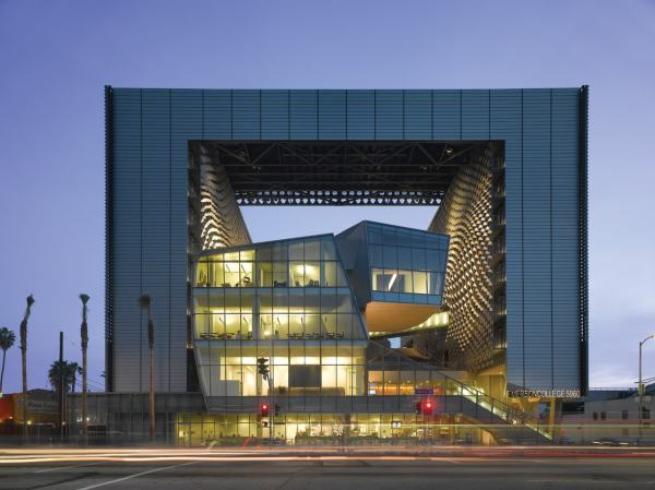 Emerson College Los Angeles - Wallace Engineering