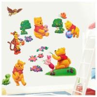 Winnie the pooh wall stickers - Wall Art Ideas
