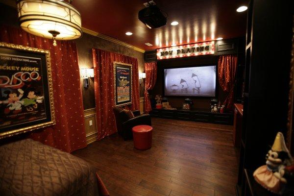 Theatre Bedroom
