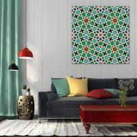 How To Nail Boho Chic Interior Design   Wall Art Prints