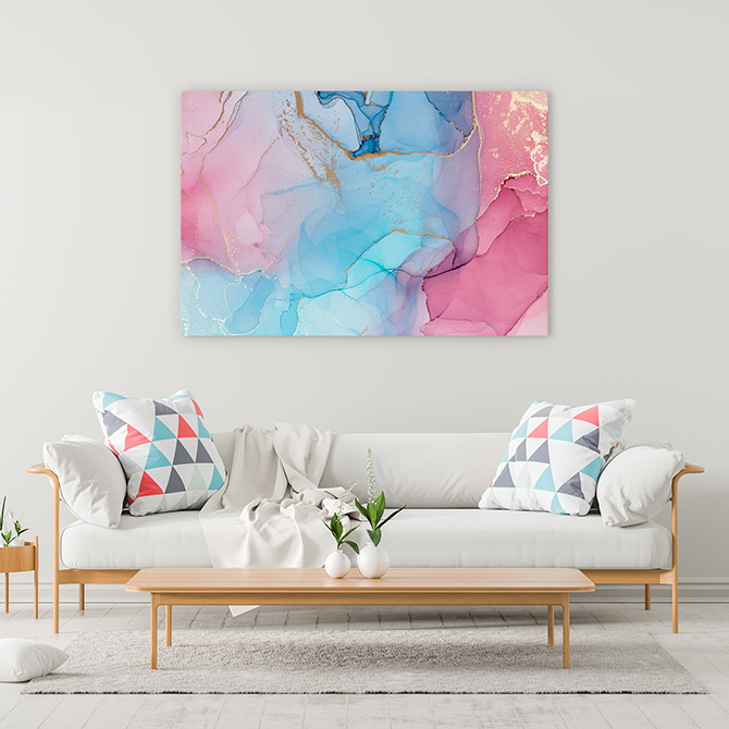 artwork and home decor ideas on a budget
